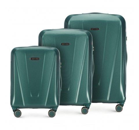 Gepäckset, grün, 56-3P-12S-10, Bild 1