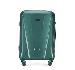 Mittelgroßer Koffer, grün, 56-3P-122-85, Bild 1