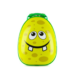 Kinderrucksack, grün, 56-3K-004-G, Bild 1