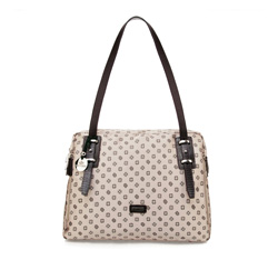 Damentasche, hellbeige, 85-4E-919-9J, Bild 1