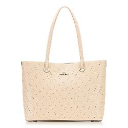 Damentasche, hellbeige, 86-4E-405-9, Bild 1