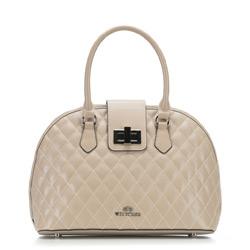 Damentasche, hellbeige, 86-4E-451-9, Bild 1