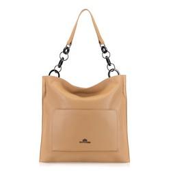 Einkaufstasche, hellbeige, 90-4E-369-9, Bild 1