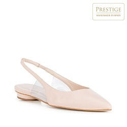 Frauen Schuhe, hellbeige, 88-D-150-9-37, Bild 1