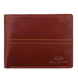 Brieftasche, hellbraun, 14-1-116-5, Bild 1