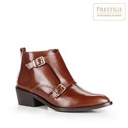 Frauen Schuhe, hellbraun, 87-D-457-5-40, Bild 1