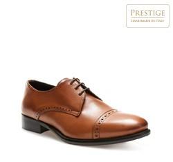 Männer Schuhe, hellbraun, 84-M-055-5-42, Bild 1