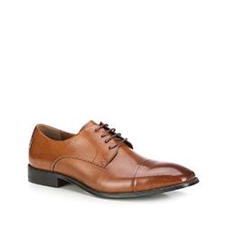 Männer Schuhe, hellbraun, 87-M-910-5-39, Bild 1