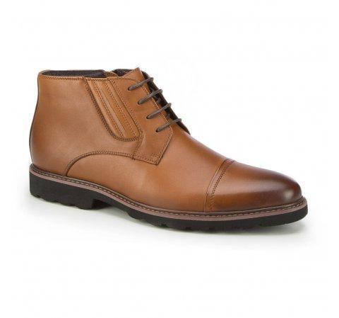 Männer Schuhe, hellbraun, 87-M-940-5-45, Bild 1