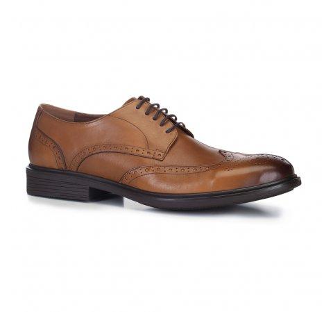Männer Schuhe, hellbraun, 88-M-931-5-40, Bild 1