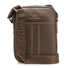 Postbote's Tasche, hellbraun, 85-4U-102-5, Bild 1