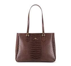 Dámská kabelka, hnědá, 15-4-327-4, Obrázek 1