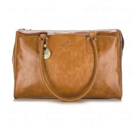 dámská kabelka, hnědá, 32-4-089-5, Obrázek 1