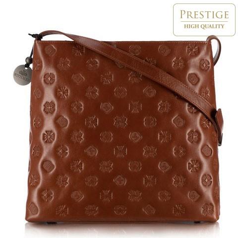 Dámská kabelka, hnědá, 33-4-053-5L, Obrázek 1