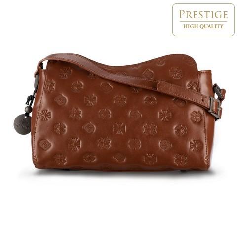 Dámská kabelka, hnědá, 33-4-102-1L, Obrázek 1