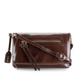 Dámská kabelka, hnědá, 81-4Y-833-4, Obrázek 1