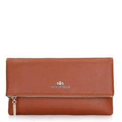 Dámská kabelka, hnědá, 87-4E-438-5, Obrázek 1