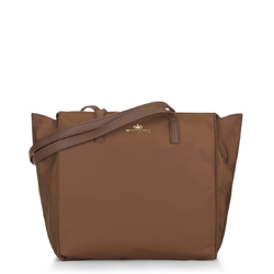 Dámská kabelka, hnědá, 88-4E-224-4, Obrázek 1