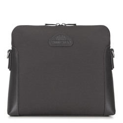 Dámská kabelka, hnědá, 88-4U-903-4, Obrázek 1