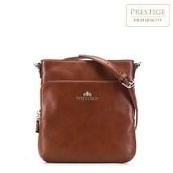 Dámská kabelka, hnědá, 89-4E-425-5, Obrázek 1