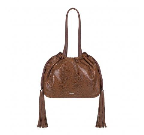 Dámská kabelka, hnědá, 89-4Y-353-1, Obrázek 1