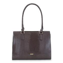dámská kabelka, hnědá, 89-4Y-360-4, Obrázek 1
