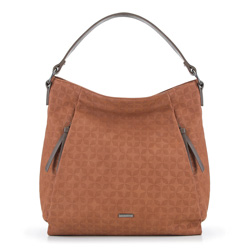 Dámská kabelka, hnědá, 89-4Y-555-5, Obrázek 1