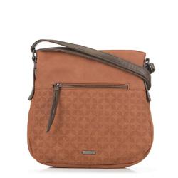 Dámská kabelka, hnědá, 89-4Y-557-5, Obrázek 1