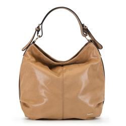 Dámská kabelka, hnědá, 90-4Y-358-5, Obrázek 1