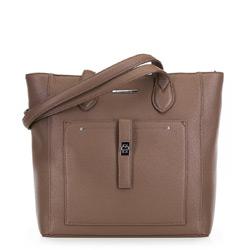 Dámská kabelka, hnědá, 90-4Y-400-4, Obrázek 1