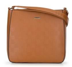 Dámská kabelka, hnědá, 90-4Y-606-9, Obrázek 1