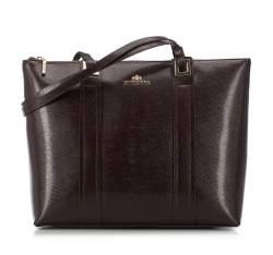 Dámská kabelka, hnědá, 91-4-303-4, Obrázek 1