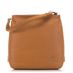 Dámská kabelka, hnědá, 91-4E-302-5, Obrázek 1