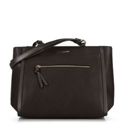 Dámská kabelka, hnědá, 91-4Y-202-4, Obrázek 1
