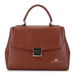 Dámská kabelka, hnědá, 92-4E-602-5, Obrázek 1