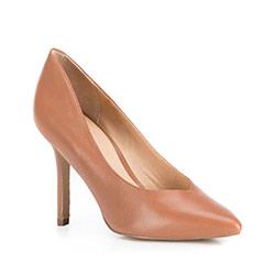 Dámská obuv, hnědá, 89-D-753-5-40, Obrázek 1