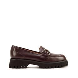Dámské boty, hnědá, 93-D-951-3-39, Obrázek 1