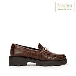 Dámské boty, hnědá, 93-D-531-4-40, Obrázek 1