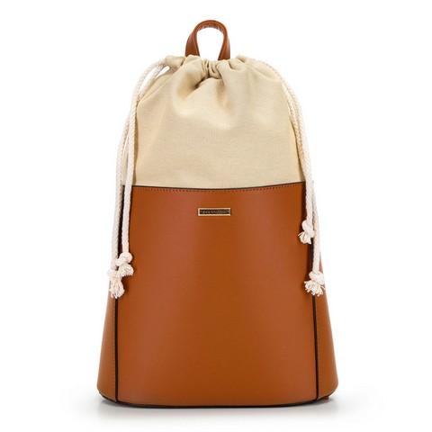 Dámský batoh, hnědá, 92-4Y-310-5, Obrázek 1