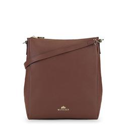 Dámská kabelka, hnědá, 89-4E-420-4, Obrázek 1