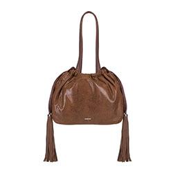 Dámská kabelka, hnědá, 89-4Y-353-5, Obrázek 1