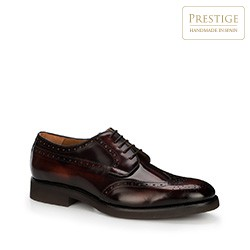 Panské boty, hnědá, 88-M-452-2-41, Obrázek 1