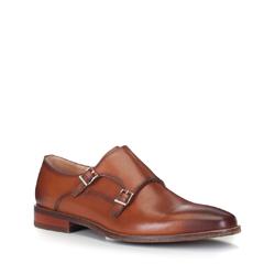 Pánské boty, hnědá, 88-M-506-5-39, Obrázek 1