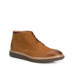 Pánské boty, hnědá, 89-M-910-5-44, Obrázek 1
