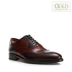 Pánské boty, hnědá, BM-B-582-4-44, Obrázek 1