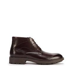 Panské boty, hnědá, 93-M-523-4-39, Obrázek 1