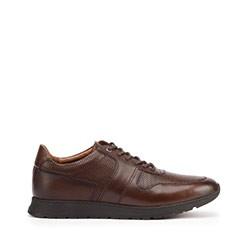 Panské boty, hnědá, 93-M-509-4-43, Obrázek 1