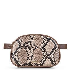 Pasová taška, hnědá, 88-4Y-306-5, Obrázek 1