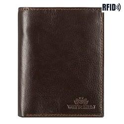 Peněženka, hnědá, 14-1-023-L41, Obrázek 1