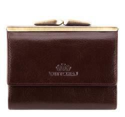 Peněženka, hnědá, 21-1-059-4, Obrázek 1